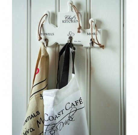 Rivièra Maison Chef´s Kitchen Towelrack