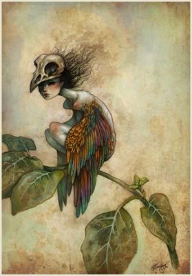 Caroline Jamhour fantasy artist