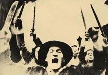 Lunga - Luis Ignacio Gaitán  -  Liberales y conservadores iniciaron una guerra civil en las calles bogotanas