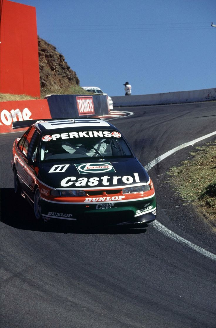 Perkins Motorsport - Larry Perkins/Russell Ingall 1995 Bathurst 1000 Winners
