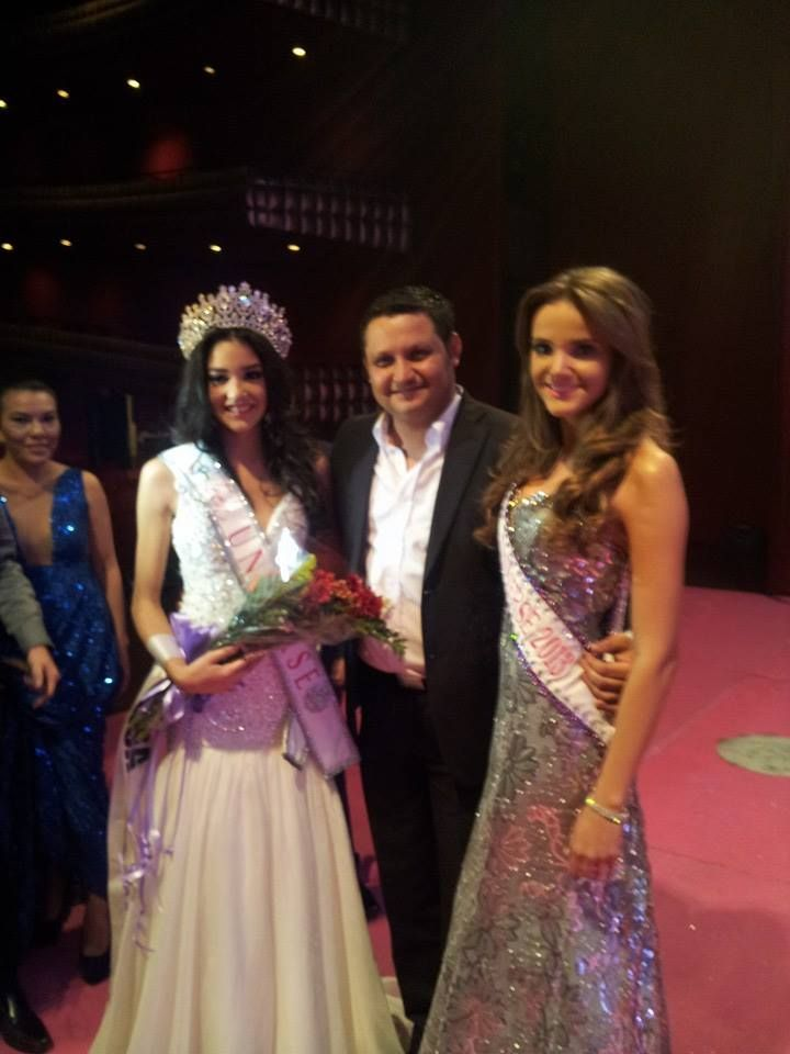 Vivianie Díaz Arroyo (USA) Crowned Miss Teen Universe 2014