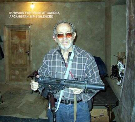 Billy Waugh (SGM ret.) turns 83.   True American badass and hero.    Fought in Korea, first HALO jump into combat, Vietnam war hero, nailed the Jackal, hunted Osama Bin Laden in the 90s, CIA SAD operative.