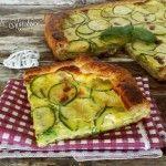 Torta salata di zucchine, secondi piatti
