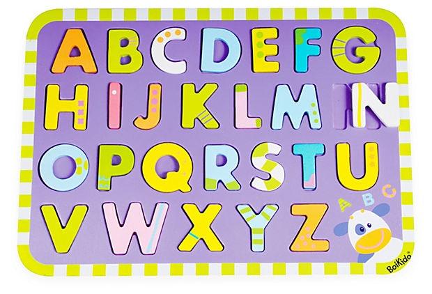 Letter Puzzle on OneKingsLane.com