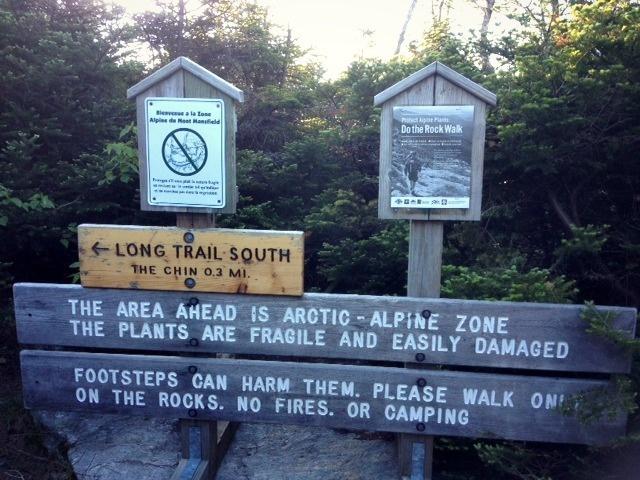 Long Trail - Vermont