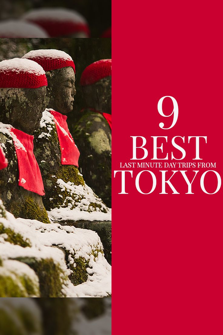 9 Best Last Minute Day Trips from Tokyo