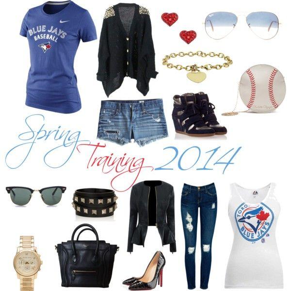 Toronto Blue Jays Spring Training 2014 Outfits