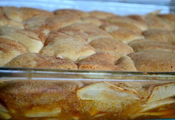 Cobbler Crisps, Apple Snickerdoodle, Snickerdoodle Apple Cobbler