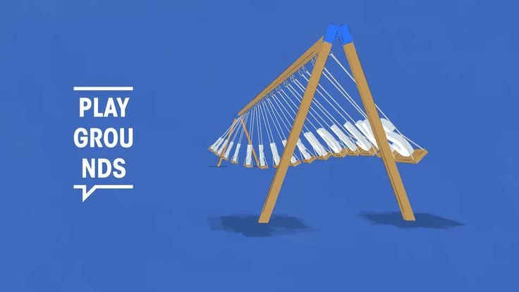 Playgrounds - Opening Title Segment on Vimeo