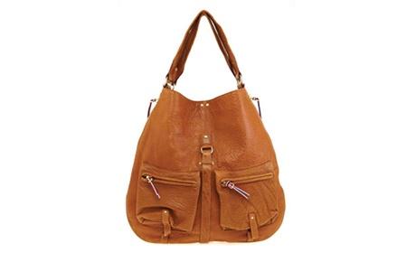 OFF THE RUNWAY Jérôme Dreyfuss Etienne shoulder bag, $995