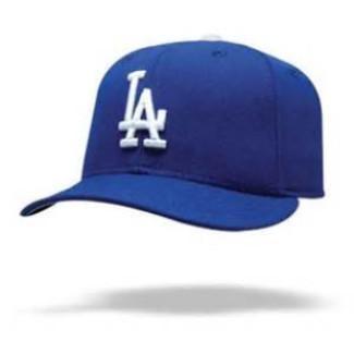 Los Angles Dodgers Major League Baseball adjustable cap