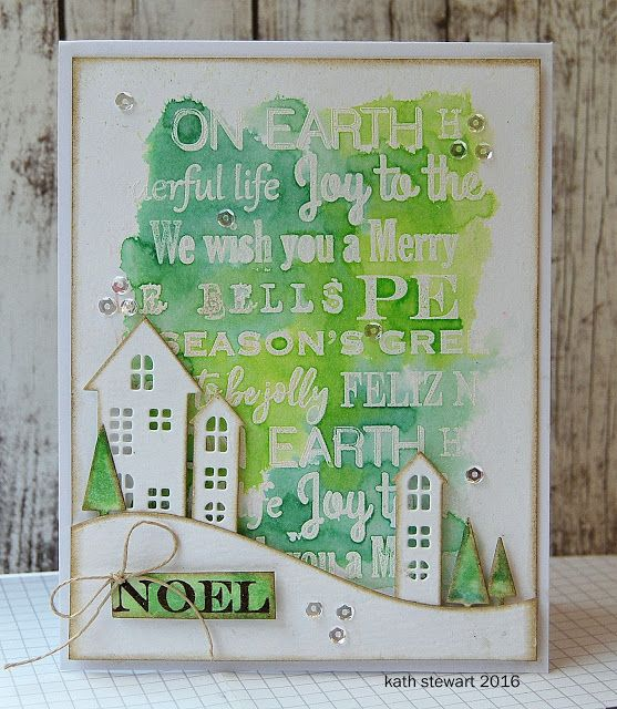 Kath's Blog......diary of the everyday life of a crafter: Believe In The Season...