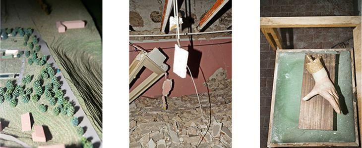 Aliqual è un libro di fotografia documentaria. Non solo. Aliqual è un racconto sull'Aquila e sulla realtà parallela che si è venuta a creare dopo il terremoto.