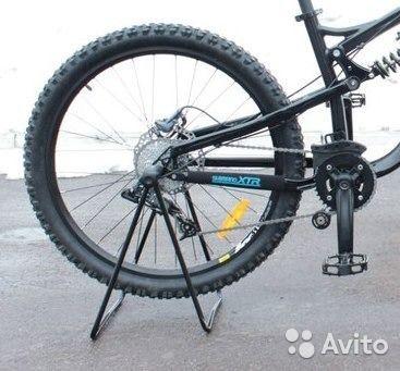 Подставка под заднее колесо велосипеда купить в Москве на Avito — Объявления на…