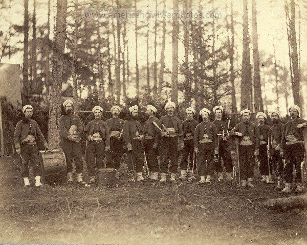 American Civil War Bands / Drummers pictures - photos & art pics - Page 4