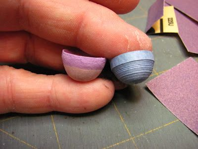 Dollhouse Miniature Furniture - Tutorials   1 inch minis: 1 INCH SCALE WHITE ENAMEL WARE EWER How to make a white enamel ware ewer/pitcher f...