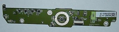 Acer Aspire 5920 Power Button Board P/N: 55.AGW07.005 DA0ZD1PB6F0 34ZD1PB0010