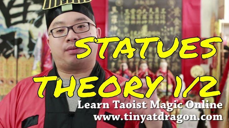 Taoist Magic and Statues 1/2