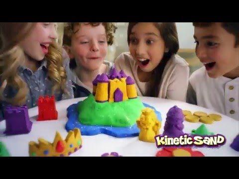Kinetic Sand - Piasek Kinetyczny ZABAWKA ROKU