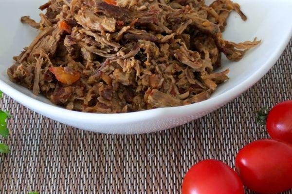 Carne Deshebrada de Res - The Frugal Chef