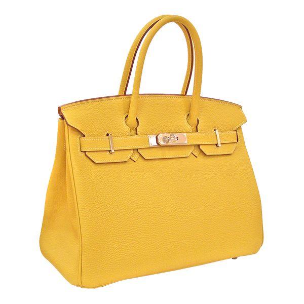 b9e3a027b87b Hermes Handbags Hermes Birkin, lime Birkin, Hermes bag, designer handbags,  Hermes ...   Hermes Birkin Bag 30 Curry Togo Leather Silver Hardwa…