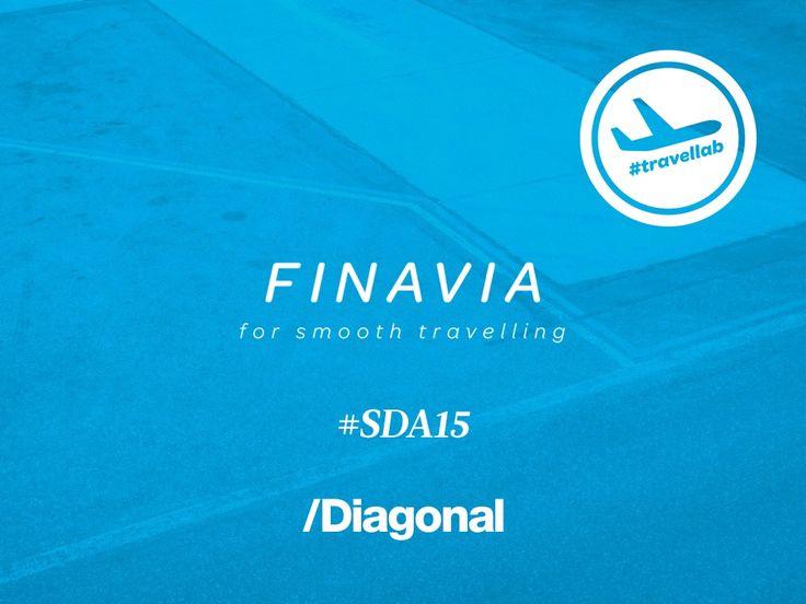 Travellab at Helsinki Airport - Diagonal - #sda15 by Service Design Breakfast via slideshare
