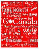 A Mama's Two Cents Worth...While They Are Napping: Canada Day eh?! Printables