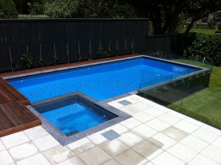 Small Swimming Pool by Mayfair Pools Auckland Central Otago