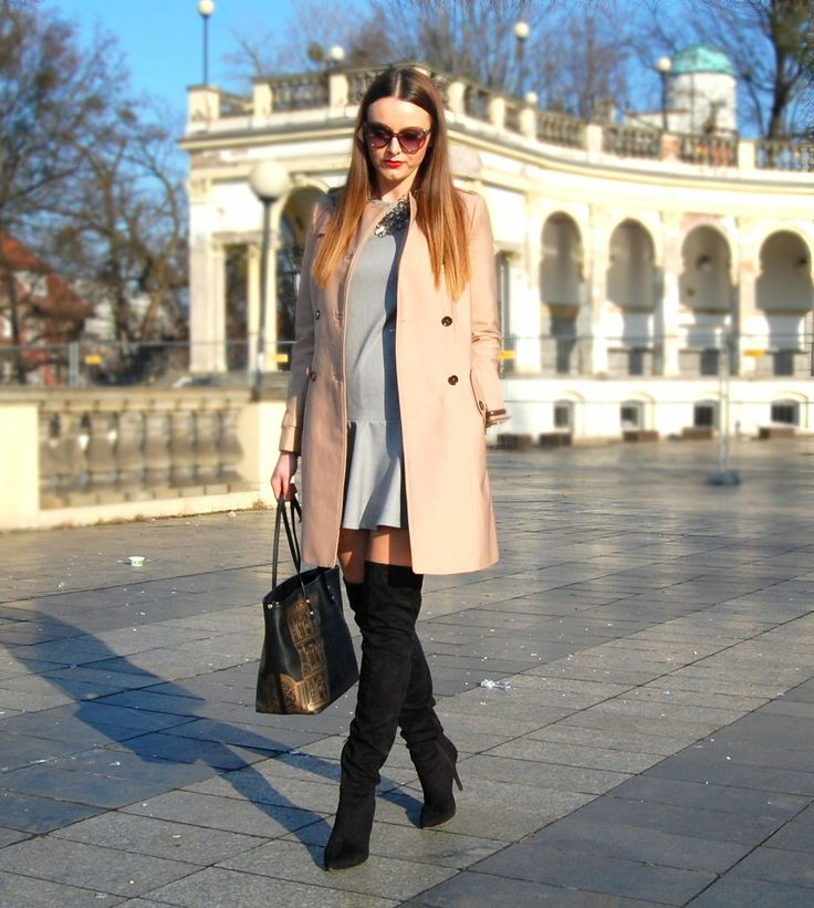 Over the knee boots, Moschino, blog, Wonderland by Alicja