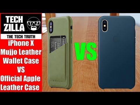 Cover Per iPhone in Pelle Mujjo - Leather Wallet Case - Apple Notizie