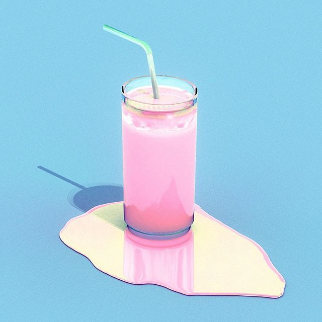 art direction | food styling - drink reflection