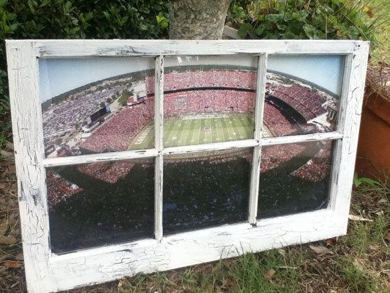 University of South Carolina Stadium Window by WindowsbyLauren, $100.00