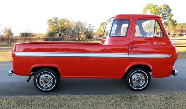 1965 Ford Econoline Pickup Ford Trucks Classic Cars Ford