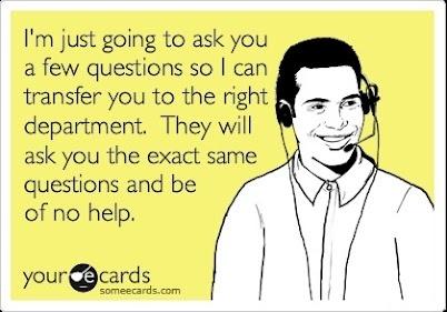 Help Desks: Sotrue, Call Center, Quote, My Life, Funny Stuff, So True, Ecards, Custom Service, True Stories