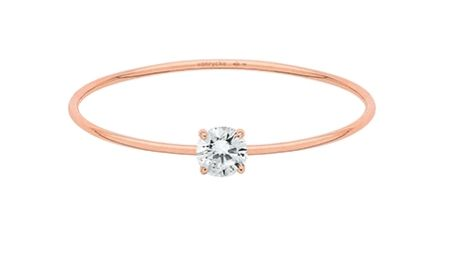 Vanrycke King One Diamond Solitaire Ring in Rose Gold | me and moo | Bondi Beach | Sydney