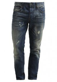 Only & Sons - AVI - Vaqueros rectos - dark blue denim