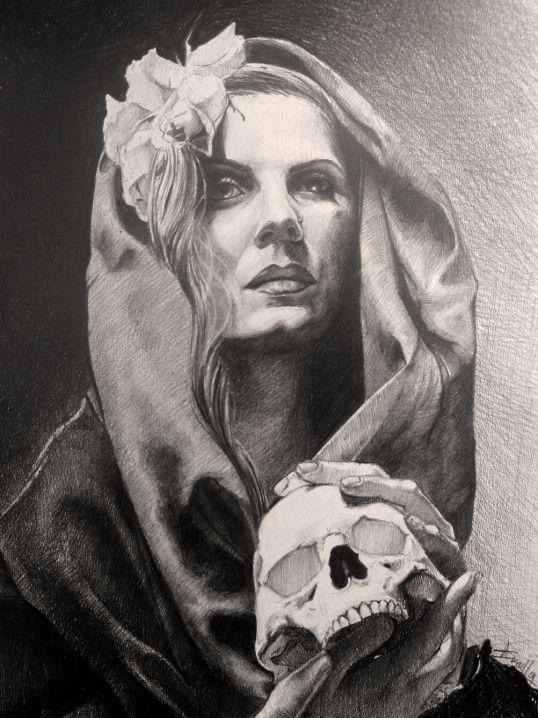 skull in the hands II by AndreySkull on deviantART