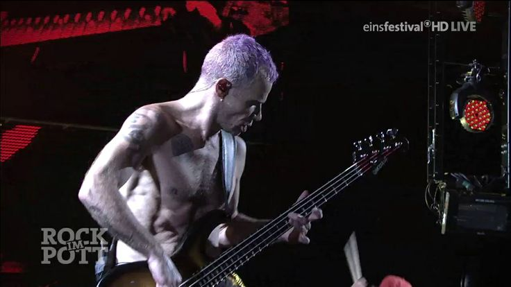Red Hot Chili Peppers 2012-08-25 Gelsenkirchen, Germany - Live Recording Guide - StoneColdBush RHCP LRG