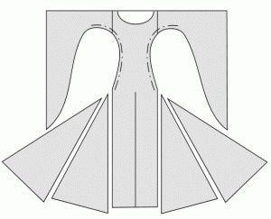 DIY medival dress