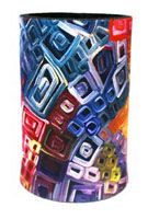 Utopia Can Cooler Janelle Stockman Code:  COOL-UC/JS-U  Price:  $9.00 or 3 for $25.00