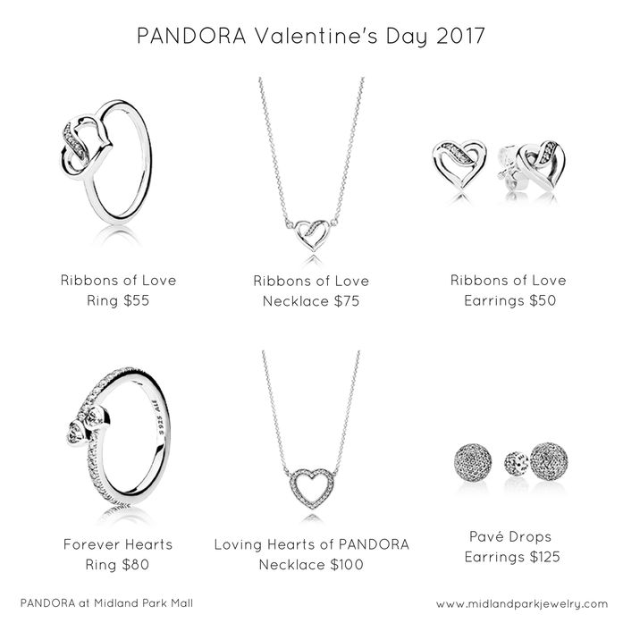 The PANDORA Valentineu0027s Day 2017 Collection With New Bracelets, Charms And  Rings Is Available At PANDORA At The Shops At La Cantera In San Antonio,  Texas.