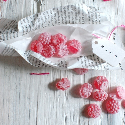 Raspberry Wedding Ideas... these remind me of holidays... and family