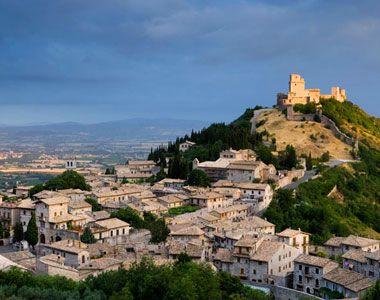 Assisi, Assisi