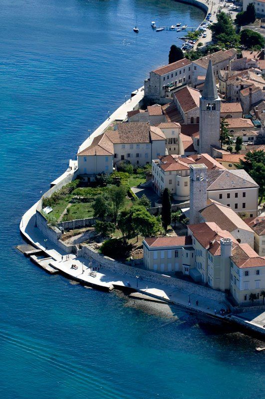 Porec Croatia - went there in 2006, really wanna go there again! :)