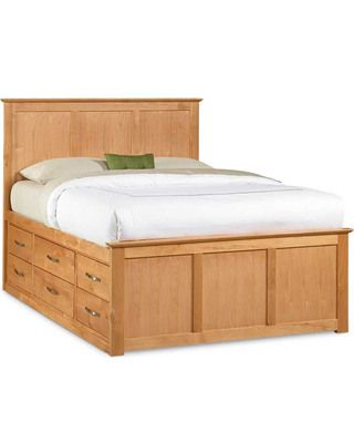 King storage bed.... Definately need one of these!!!
