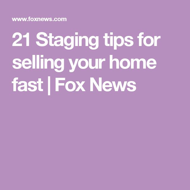 17 best images about selling your home and moving tips on for Tips for staging a house to sell
