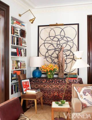 House tour a manhattan apartment is infused with european charm