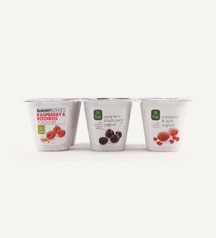 Woolworths - Black Cherry Yoghurt (South Africa) mmm