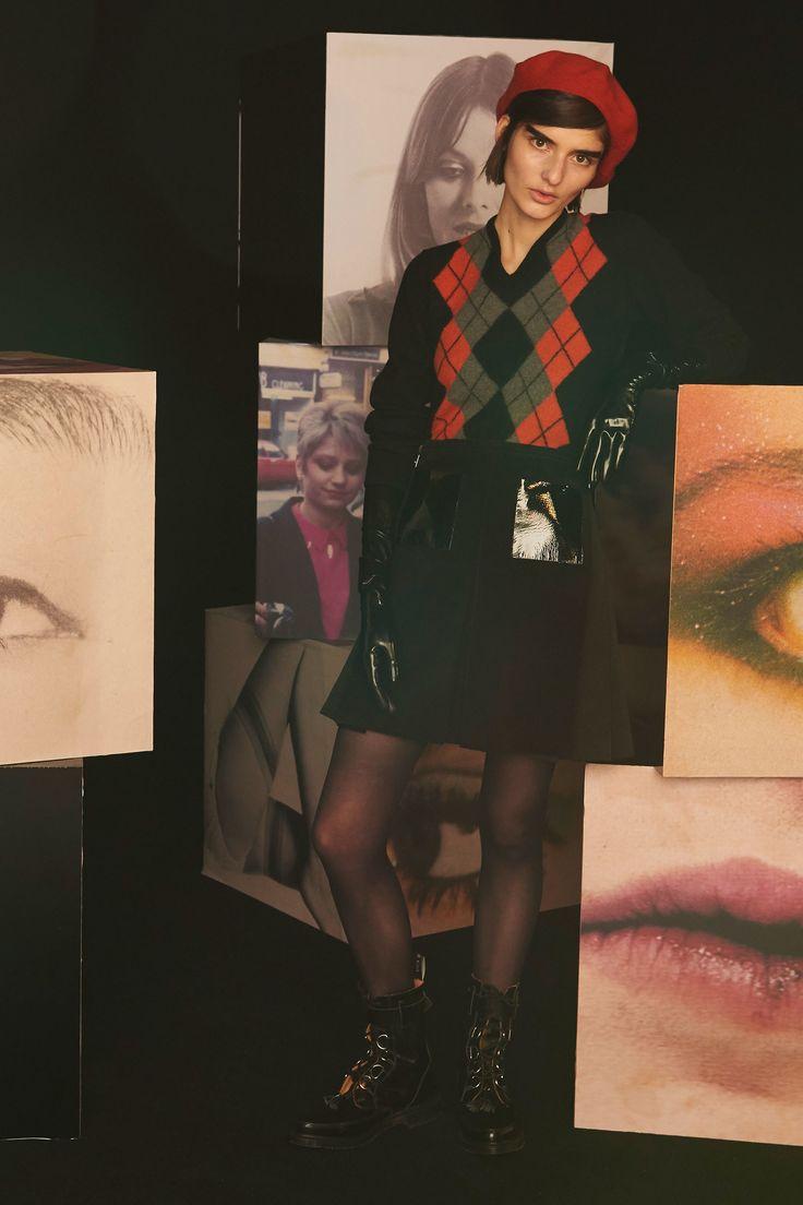 Le Kilt Fall 2017 Ready-to-Wear Collection Photos - Vogue