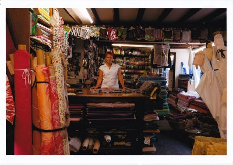 Guardian top 10 UK fabric shops